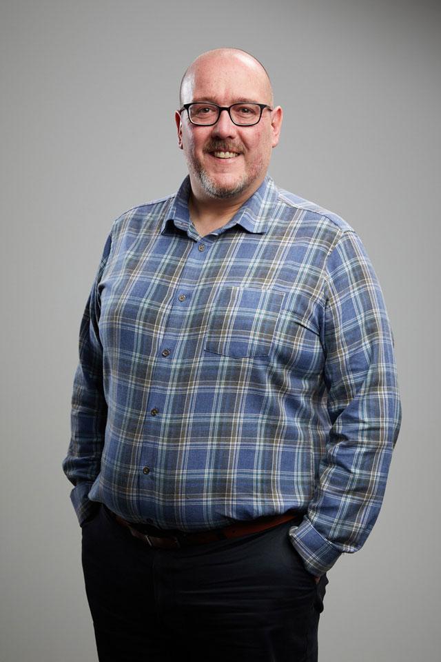 Paul Hawksby